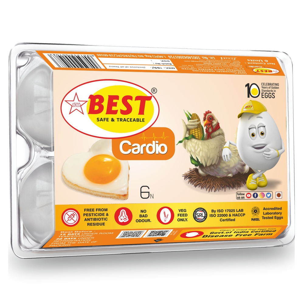 Cardio 6 - Front