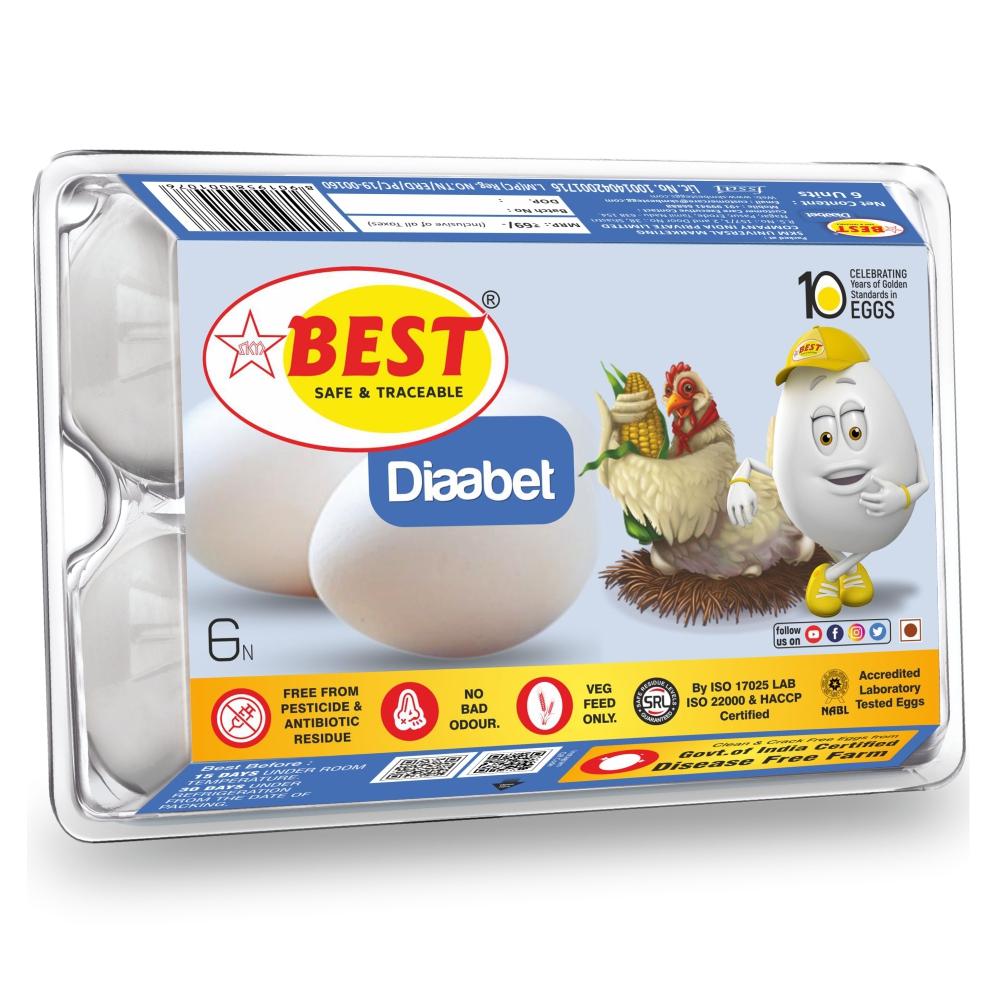 Diaabet 6 - Front