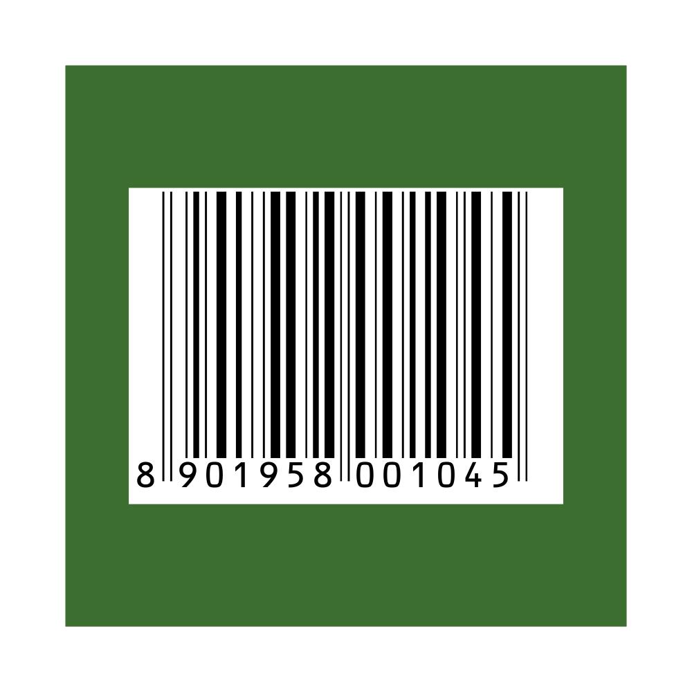 Plus 6 - Barcode