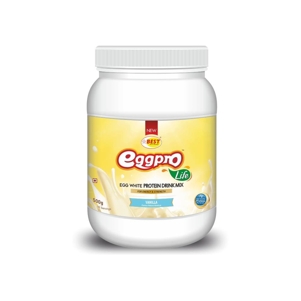 EGGPRO LIFE-500GM