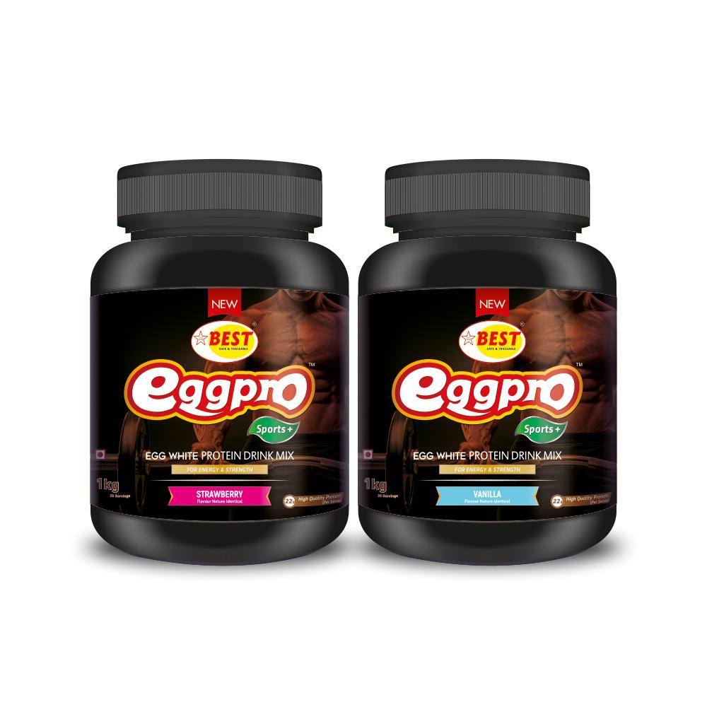 EGGPRO SPORTS+